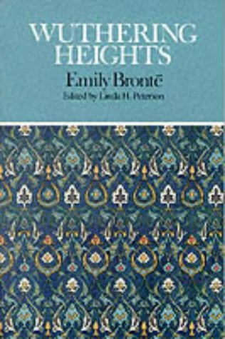 Wuthering Heights (Case Studies in Contemporary Criticism): BRONTE, EMILY