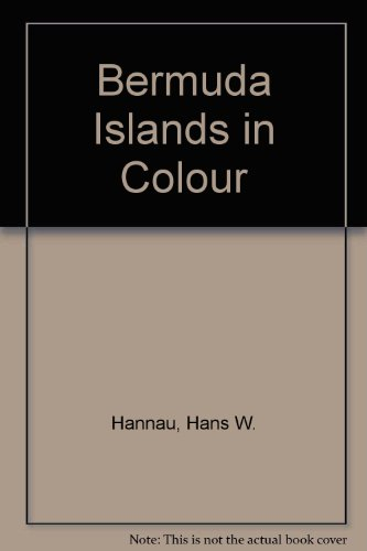 ISBN 9780333575970 product image for Bermuda Islands in Colour | upcitemdb.com