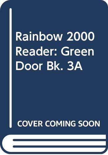 9780333576243: Rainbow 2000 Reader: Green Door Bk. 3A
