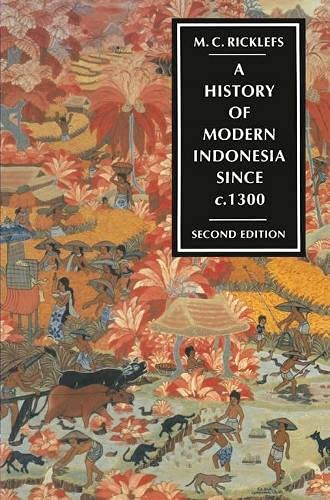 9780333576892: A History of Modern Indonesia Since c.1300 (Macmillan Asian History)