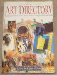 9780333577622: The Art Directory: The Essential Guide to Auction Houses, Galleries, Art Organisations and Media