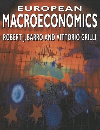 9780333577639: European MacRoeconomics