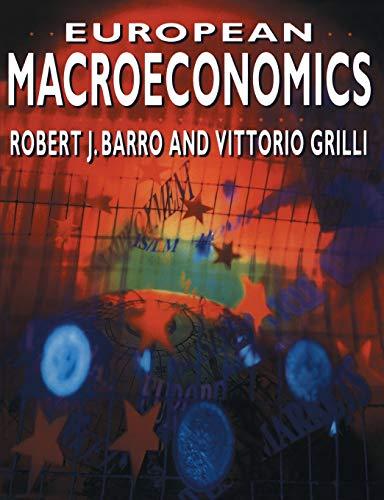 9780333577646: European Macroeconomics