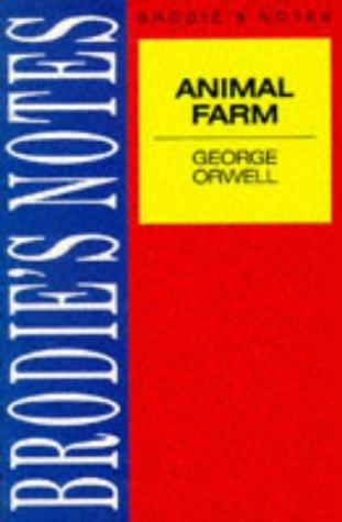 9780333581599: Brodie's Notes on George Orwell's