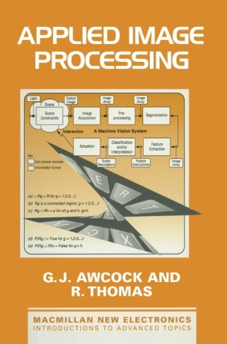 9780333582428: Applied Image Processing (Macmillan New Electronics)