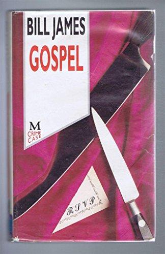 9780333582596: Gospel (Crime case)