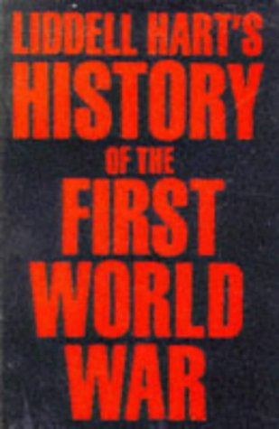 9780333582619: History of the First World War (Roman)
