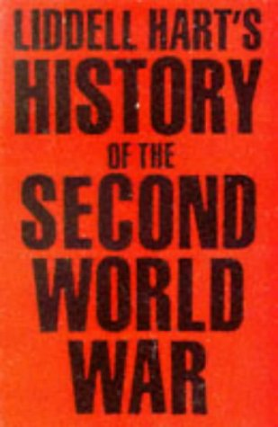 9780333582626: History of the Second World War