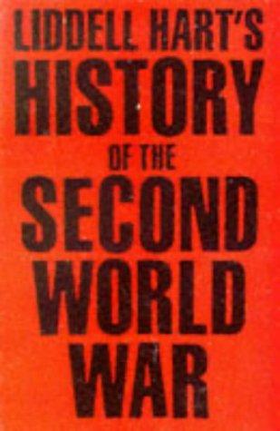 9780333582626: Liddell Hart's History of Second World War