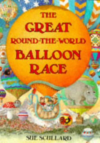 9780333583395: The Great Round-the-world Balloon Race (Picturemac)