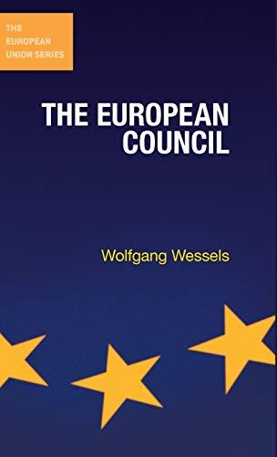 9780333587461: European Council