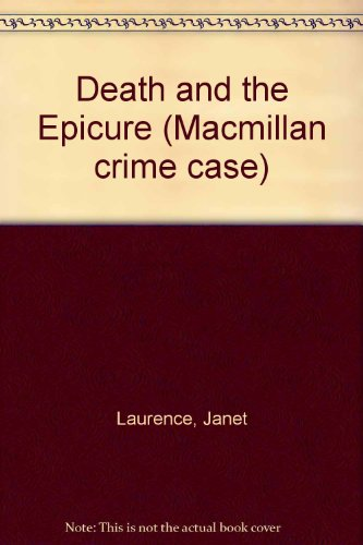9780333588802: Death and the Epicure