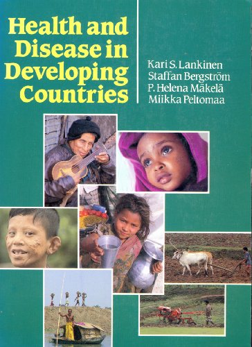 9780333589007: Health and Disease in Developing Countries