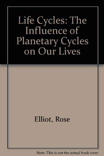 9780333592564: Life Cycles: The Influence of Planetary Cycles on Our Lives