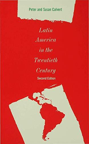 9780333593929: Latin America in the Twentieth Century