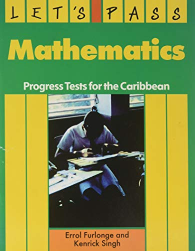 9780333594551: Let's Pass Mathematics: Progress Tests for the Caribbean