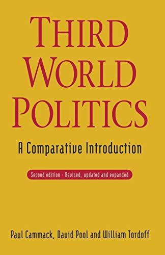 9780333594681: Third World Politics: A Comparative Introduction
