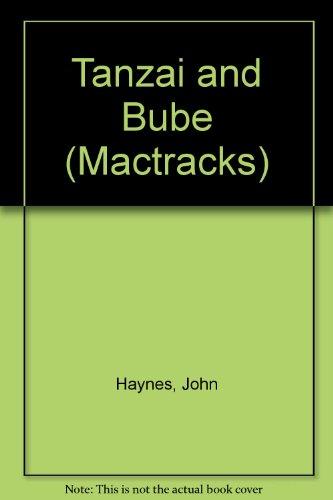9780333594780: Tanzai and Bube (Mactracks)