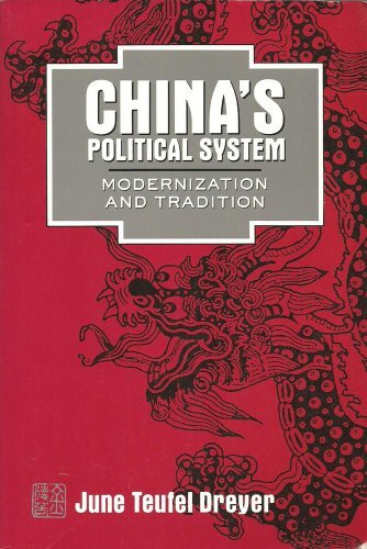 9780333594889: China's Political System: Modernization and Tradition