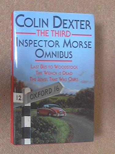"The Third Inspector Morse Omnibus: ""Last Bus: Colin Dexter"