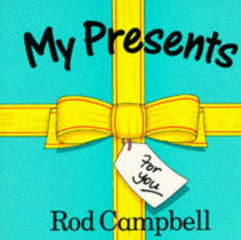 9780333597651: My Presents: Lift-the-flap Book (Picturemac)
