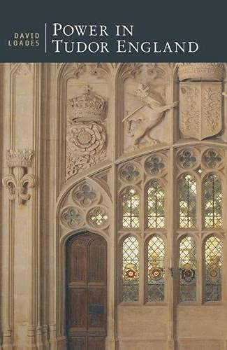 9780333598368: Power in Tudor England (British Studies)