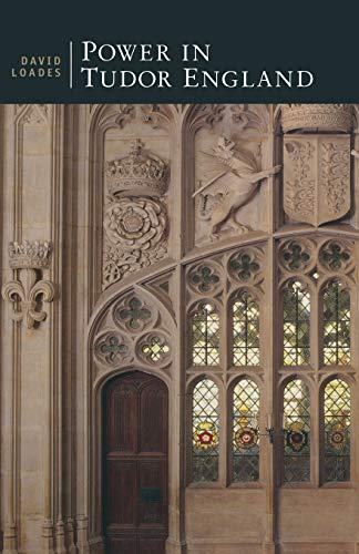 9780333598375: Power in Tudor England (British Studies Series)