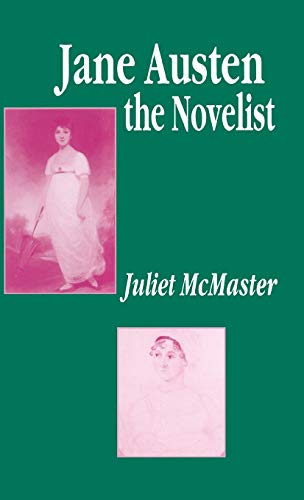9780333599266: Jane Austen the Novelist: Essays Past and Present