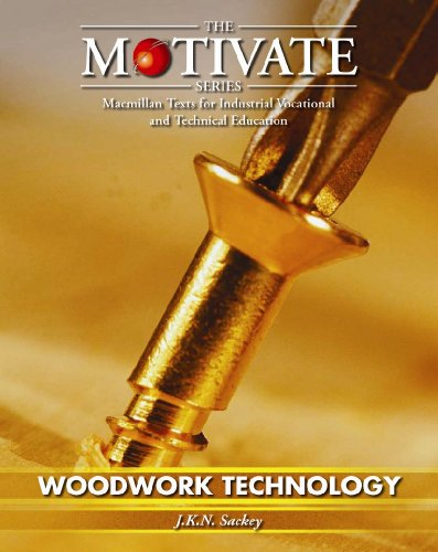 9780333600535: Woodwork Technology (MOTIVATE (Macmillan texts for industrial vocational & technical education))
