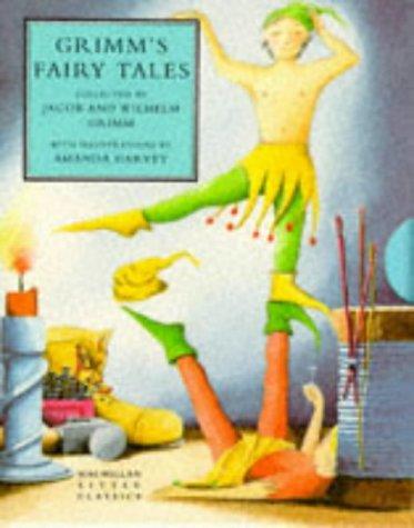Grimm's Fairy Tales: Jacob Grimm, Wilhelm