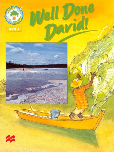 9780333605714: Well Done David! (Living Earth)