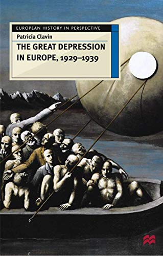 9780333606803: The Great Depression in Europe, 1929-1939 (European History in Perspective)