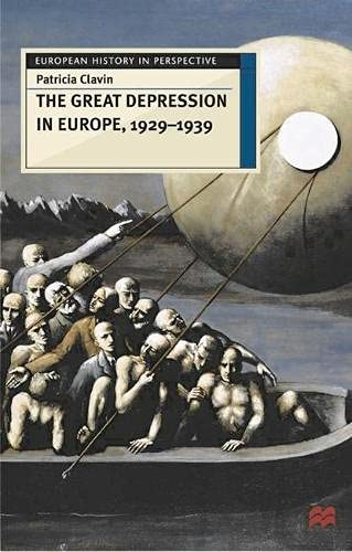9780333606810: The Great Depression in Europe, 1929-1939 (European History in Perspective)