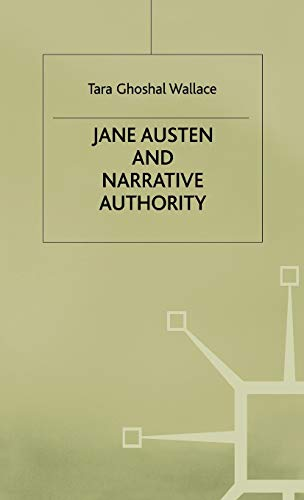 9780333607275: Jane Austen and Narrative Authority