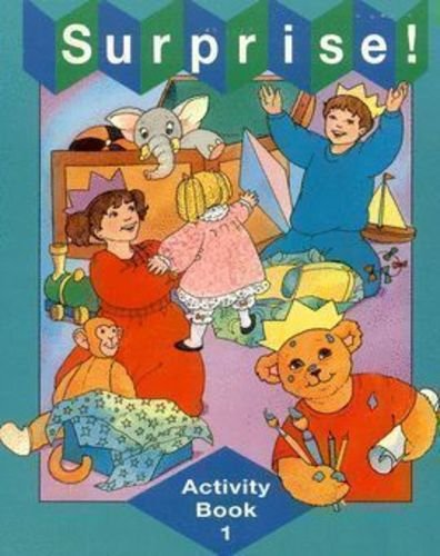 Surprise!: Activity Book 1 (9780333608531) by Ellis, Printha; Bowen, Mary