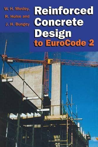 9780333608784: Reinforced Concrete Design to Eurocode 2 (EC2)