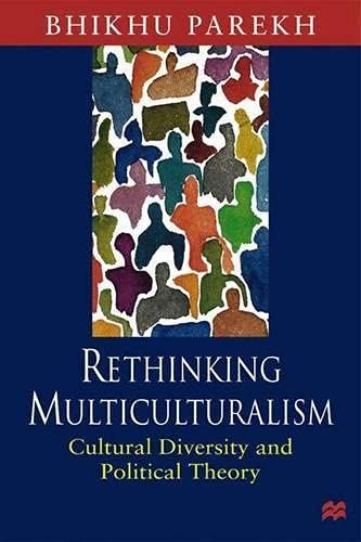 9780333608814: Rethinking Multiculturalism: Cultural Diversity and Political Theory