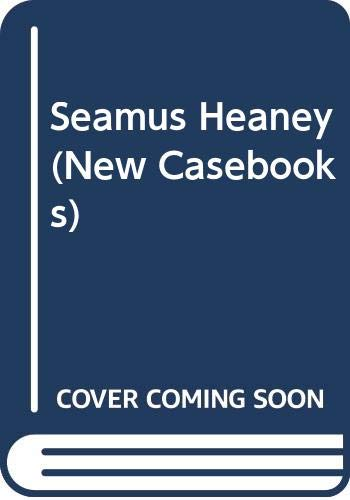 9780333608852: Seamus Heaney