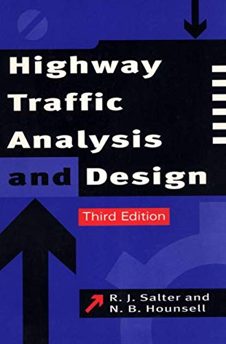 9780333609033: Highway Traffic Analysis and Design