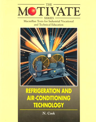 9780333609583: Refrigeration and Air-conditioning Technology (Motivate)