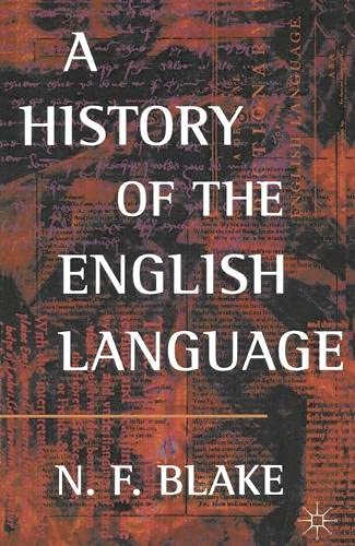 9780333609835: A History of the English Language
