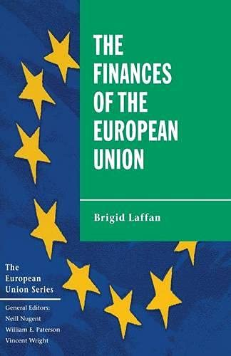 9780333609866: The Finances of the European Union