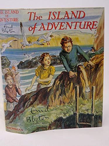 9780333610039: The Island Of Adventure Facsimile