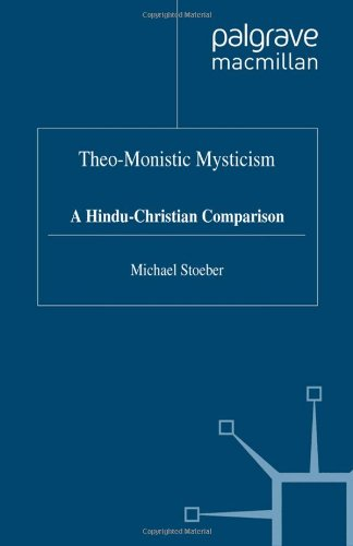 9780333610640: Theo-monistic Mysticism: A Hindu-Christian Comparison (Library of Philosophy and Religion)