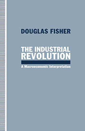 9780333611142: The Industrial Revolution: A Macroeconomic Interpretation