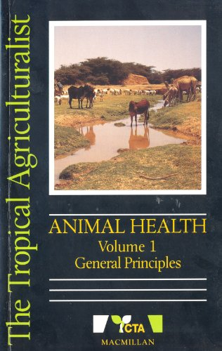 9780333612026: Animal Health: General Principles v. 1