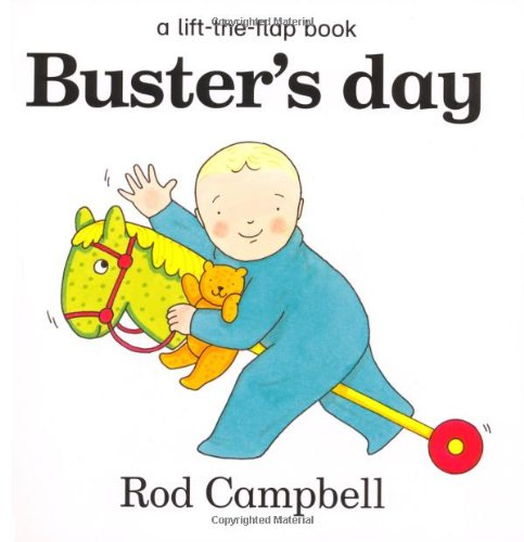 9780333612064: Buster's Day