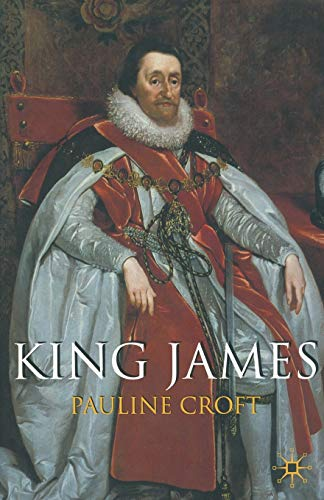 9780333613962: King James (British History in Perspective)