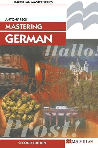 9780333614327: Mastering German