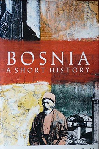 9780333616772: Bosnia : A Short History